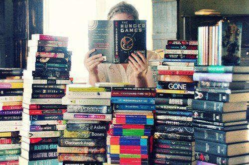 Большой книжный шоппинг
