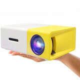 Мини проектор портативный с динамиком Led Projector YG300