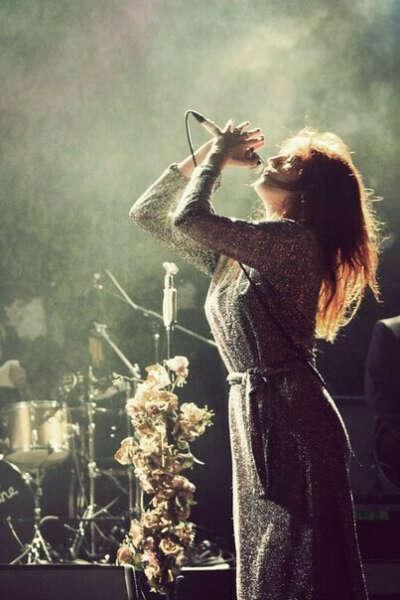 Концерт Florence and The Machine