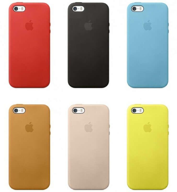 Оригинальный чехол Apple iPhone 6 Leather Case