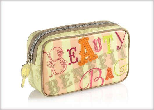 Benefit Cosmetics - Beauty bag