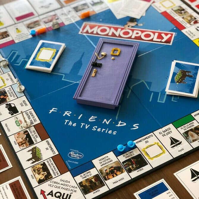Monopoly Friends (español)
