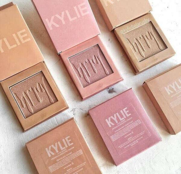 Хайлайтер от Kylie