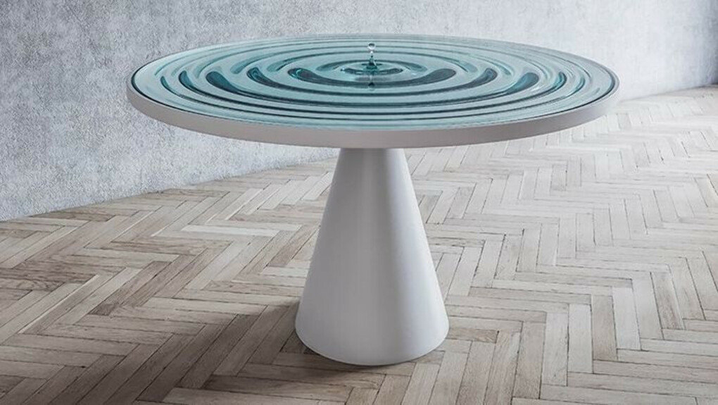Rippling Table Mousarris