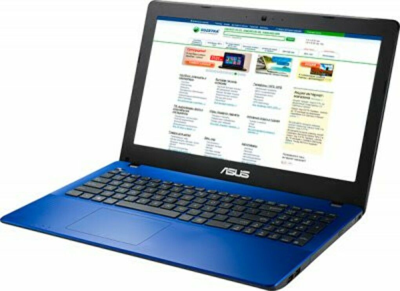 Asus X550CC (X550CC-XX283D) Blue