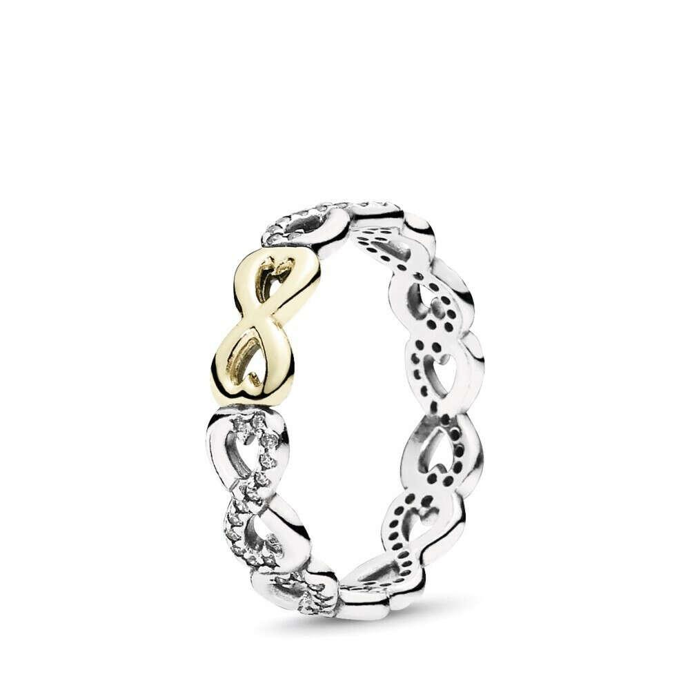 PANDORA | Кольцо  «Бесконечная любовь»
