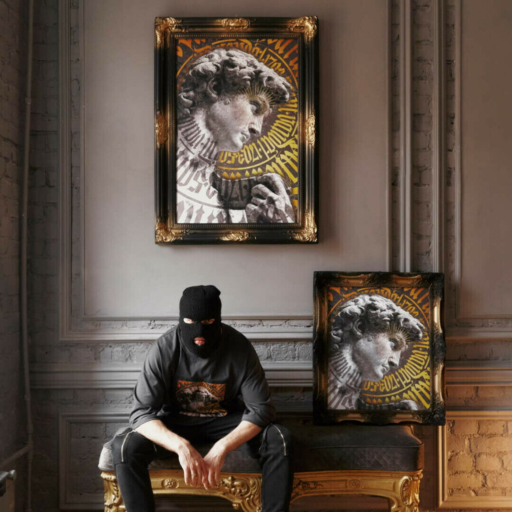 Картины Saintvandal