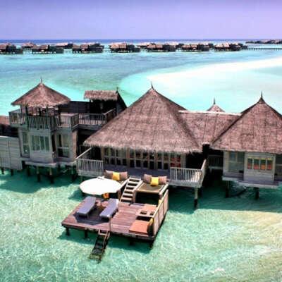Отдыхать на Мальдивах