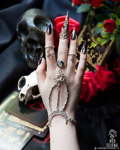Кольца-когти
