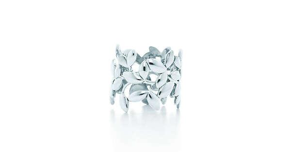 Tiffany & Co. -  Paloma Picasso®:Кольцо Olive Leaf