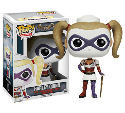 POP! DC Comics - Arkham Asylum: Harley Quinn[Funko]