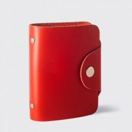 Кардхолдер BLOK CLUSTER (красный)