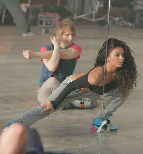 Спорт и танцы с удовольствием и регулярно