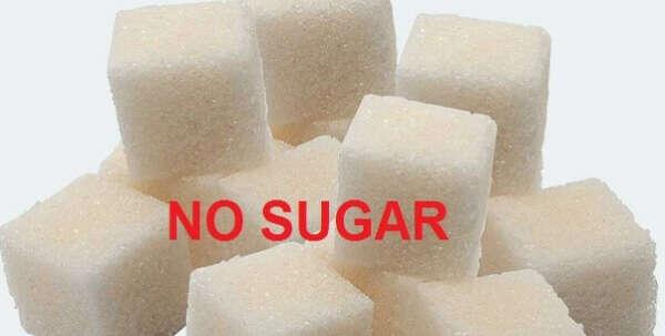 Отказаться от сахара цель будет выполнена, когда пройдет минимум 6 мес. без данной еды