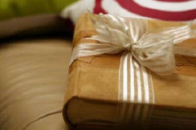 Получить книгу в подарок
