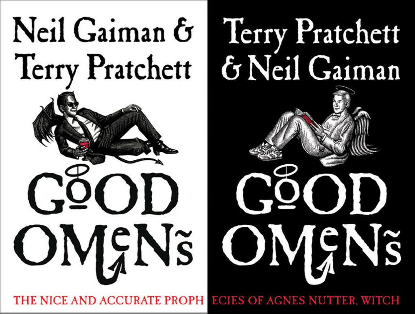 книга Good Omens