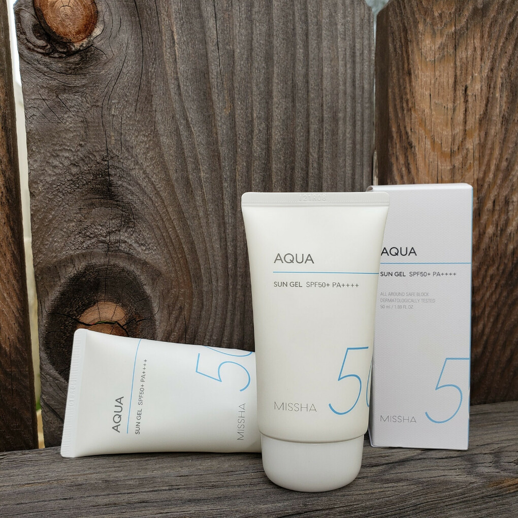 Misha Aqua Sunscreen)