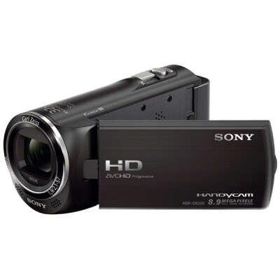 Видеокамера  Flash HD Sony HDR-CX220E Black