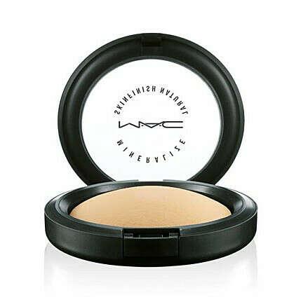 MAC Минеральная пудра Mineralize Skinfinish/Natural