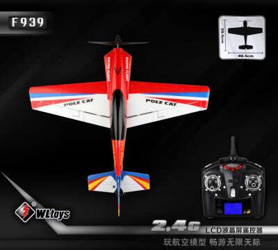 Самолет F939 RTF (полный комплект)