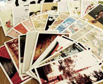 Напечатать свои открытки