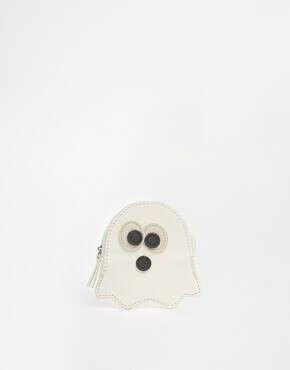 Кошелек для мелочи с привидением ASOS Halloween