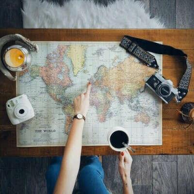 Знать географию