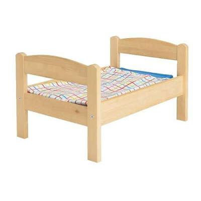 ДУКТИГ Куколн кровать с компл пост белья   - IKEA