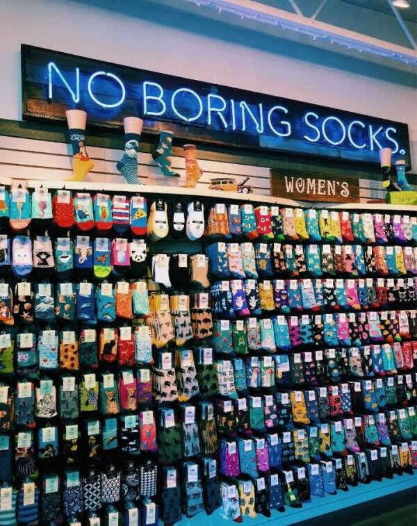 Носки, да, носки