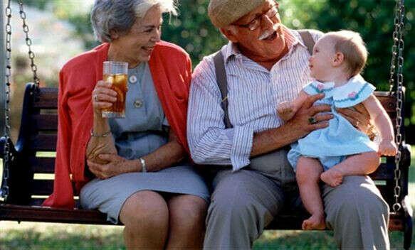 Увидеть своих внуков