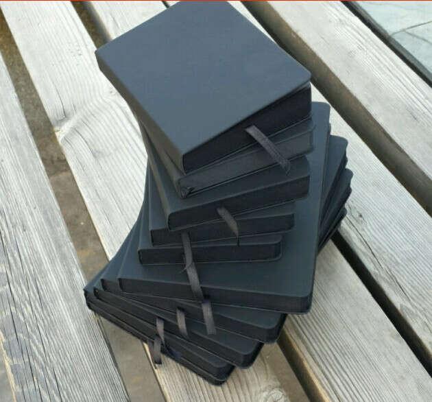 Черный блокнот