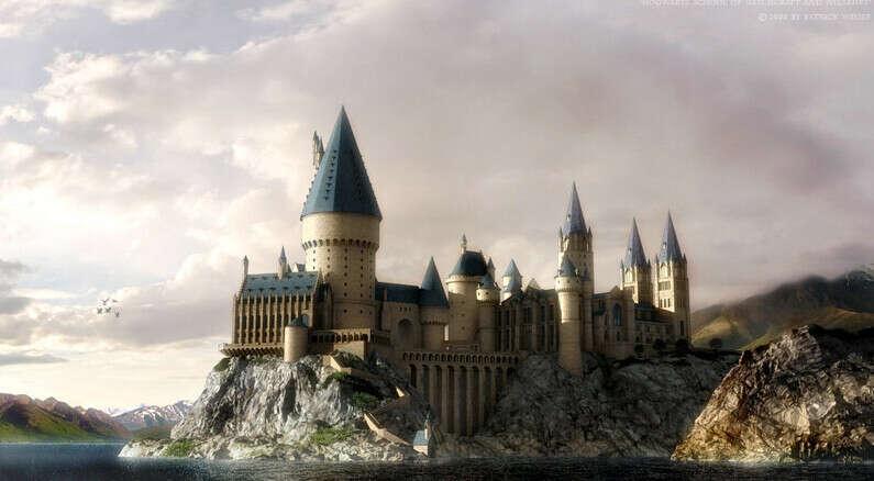 Хочу учится в хогвартсе