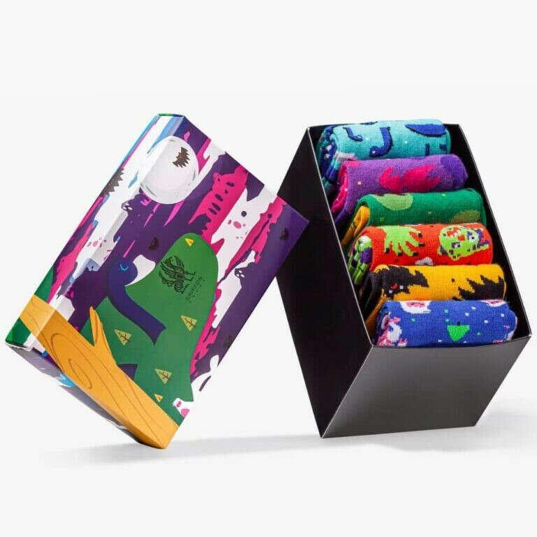 Monsters box - Griffon Socks