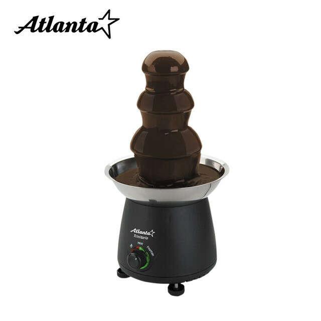 Шоколадный фонтан Atlanta ATH 1501 купить на AliExpress