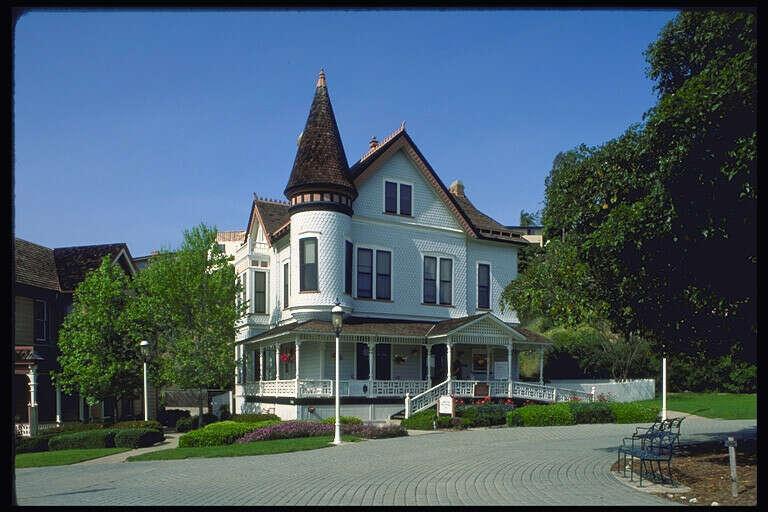 Хочу огромный дом