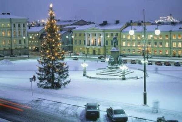Поездку в Финляндию