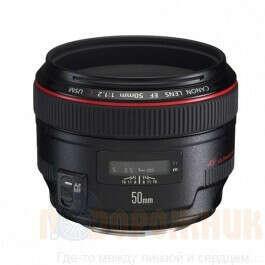 Объектив Canon EF 50mm f/1.2L