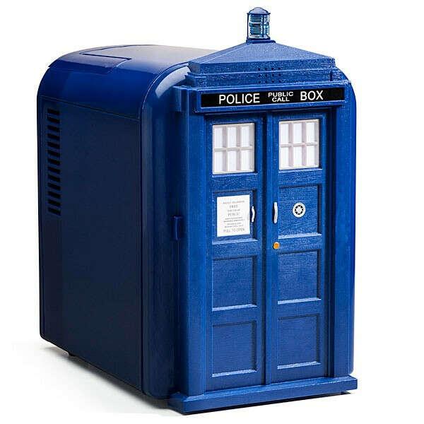"""Минихолодильник """"TARDIS"""""""
