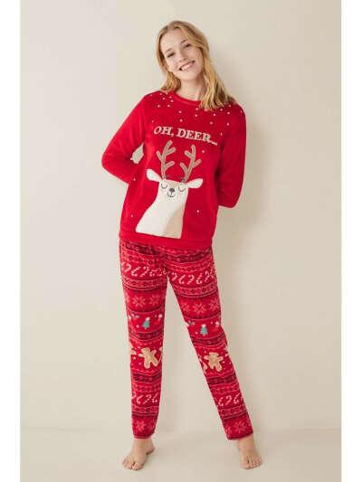 Новогодняя пижамка