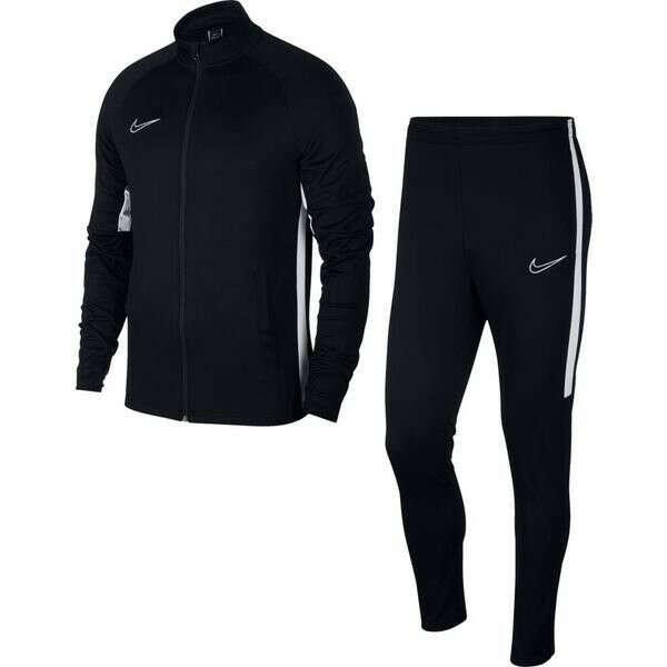 Nike Træningsdragt Dry Academy K2 - Sort/Hvid