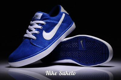Новые кеды Nike Suketo