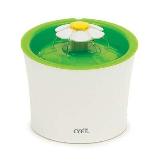 Питьевой фонтанчик для животных CATIT SENSES Цветок 2.0 3л