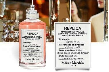 Maison Margiela Replica Lipstick on