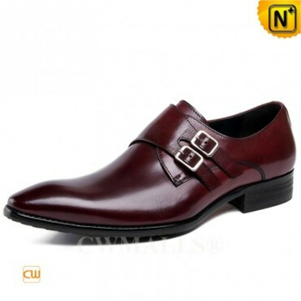 CWMALLS® Designer Double Strap shoes CW707065