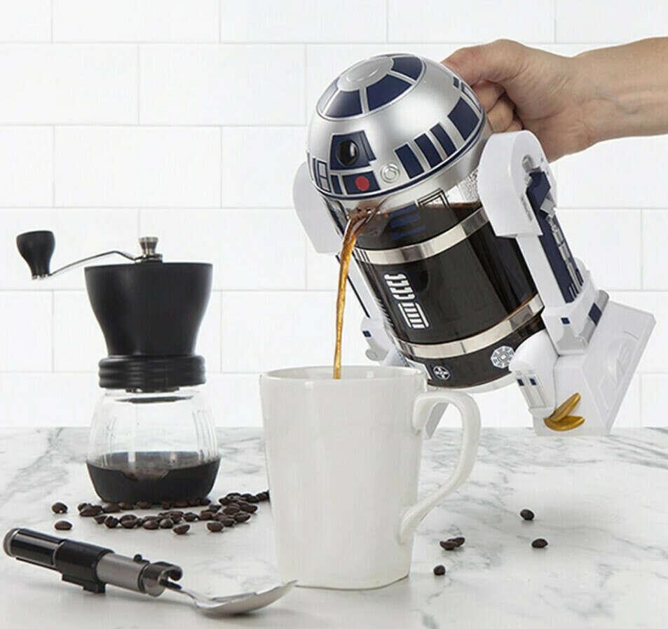 Френч-пресс R2-D2