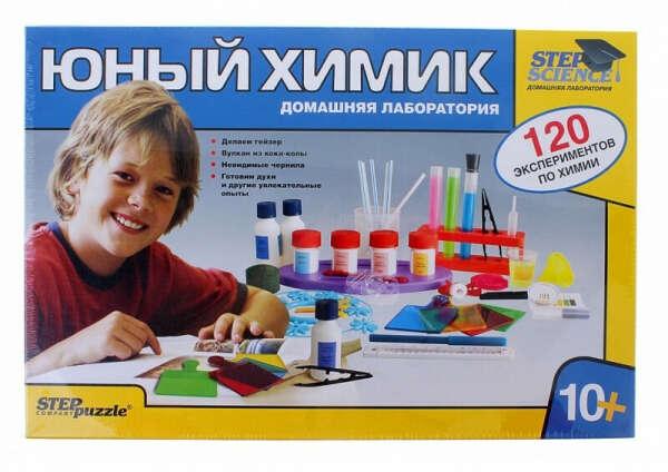 Набор юного химика