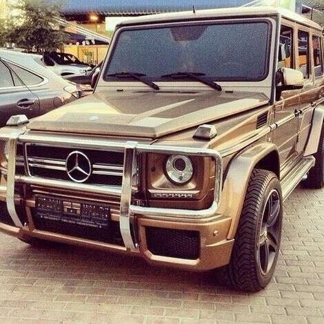 Mercedes gelandewagen