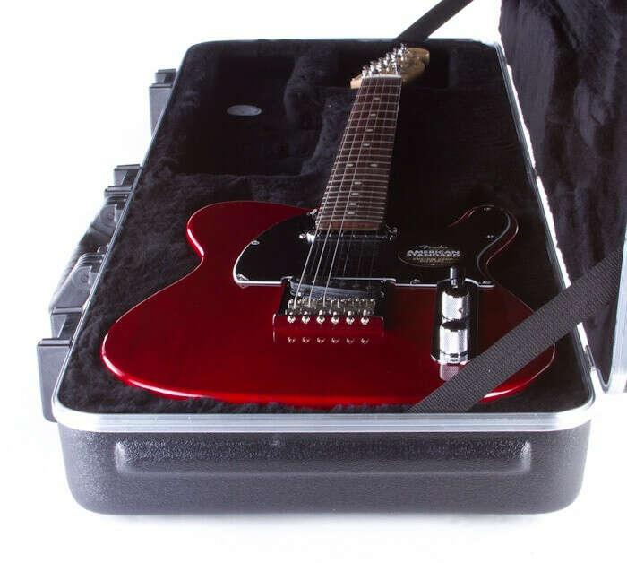 Fender American Standard Telecaster. Crimson Red.