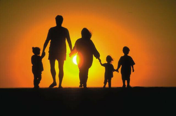 Благополучие в семье
