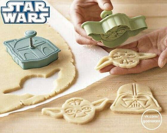 Форма для печенья Star Wars